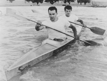 Zoli in action 1970