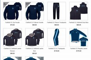 Club uniform range