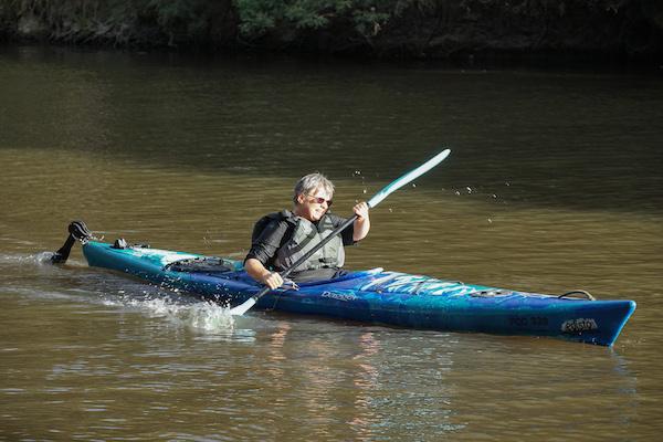 new paddler