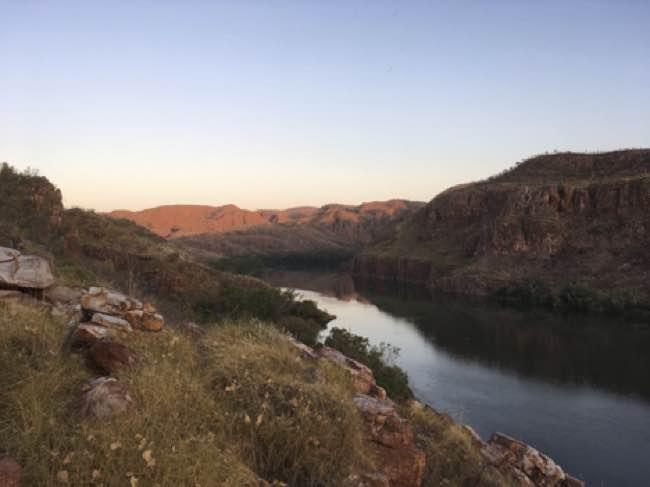 Ord river