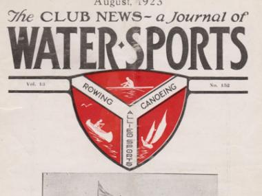 Water sports 1924